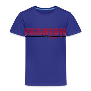 T shirt enfant fashion and i know it - T-shirt Premium Enfant