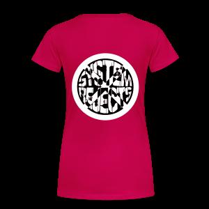 Women's Double Sided T-Shirt - Women's Premium T-Shirt