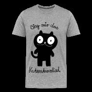 T-Shirts ~ Männer Premium T-Shirt ~ Artikelnummer 23664519