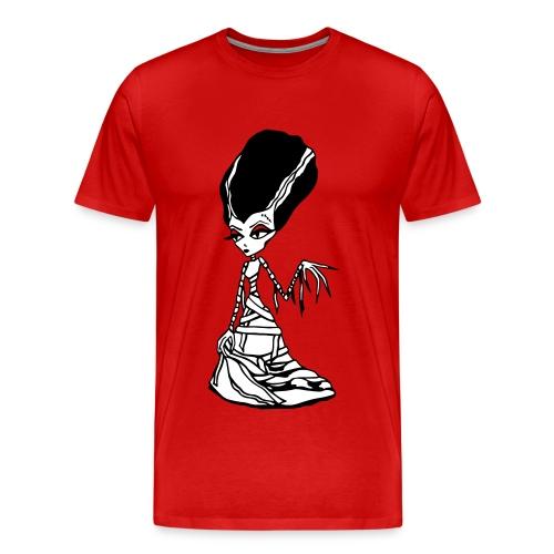 Franky Bride - Men's Premium T-Shirt