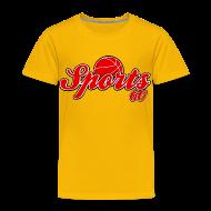Tee shirts ~ T-shirt Premium Enfant ~ T shirt ado sports 60