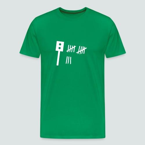 Blitzer, Mens T-Shirt - Männer Premium T-Shirt