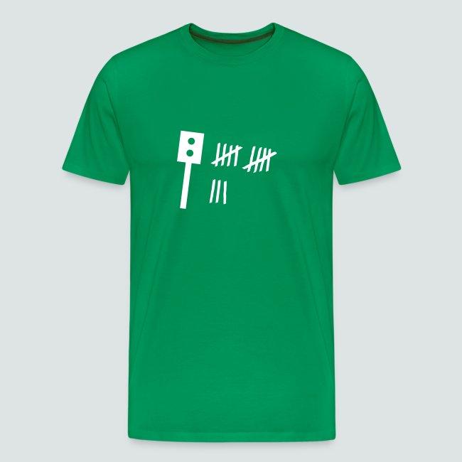 Blitzer, Mens T-Shirt