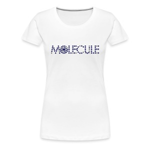 Molecule Recordings T-Shirt [Female] - Women's Premium T-Shirt