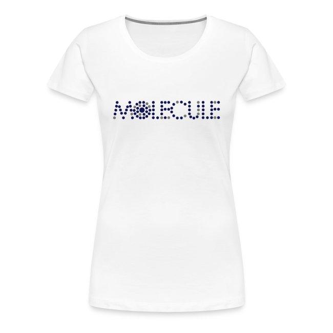 Molecule Recordings T-Shirt [Female]