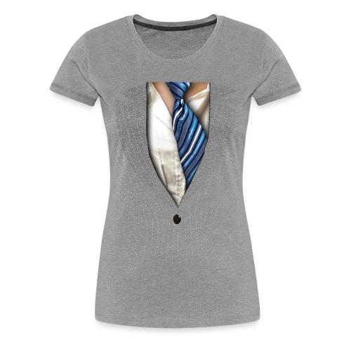 boobs - Frauen Premium T-Shirt