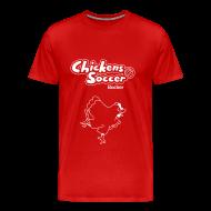 T-Shirts ~ Men's Premium T-Shirt ~ Soccer VIP