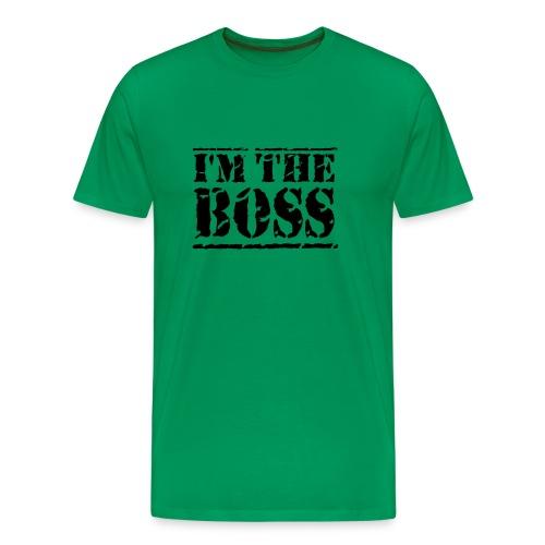 Männer T-Shirt klassisch Gr. XL - Männer Premium T-Shirt