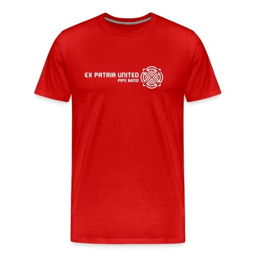 Ex Patria United Pipe Band - Guyz - Men's Premium T-Shirt
