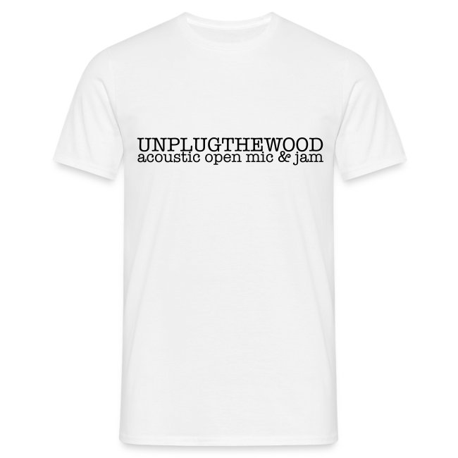 Unplug The Wood Letterbox Black - Mens