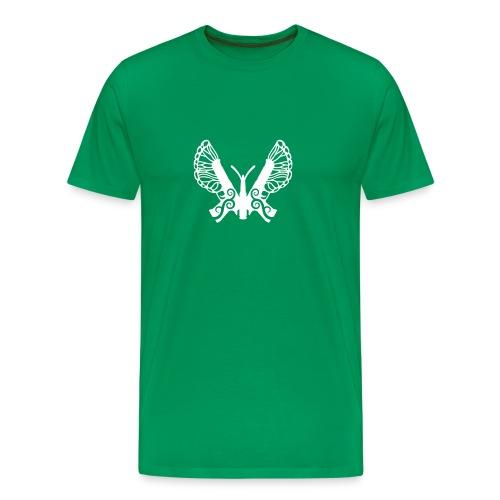 Butterfly Gun - Men's Premium T-Shirt