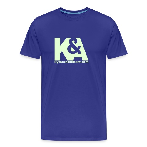 Kyau & Albert Logo Shirt - Men's Premium T-Shirt