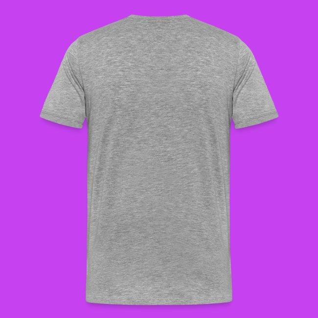 Purple Cat Sleeping T Shirt