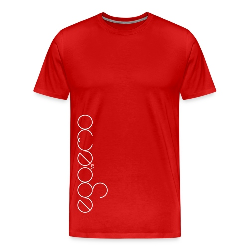 Ego Vs Emo - 01 - Weiß  - Männer Premium T-Shirt