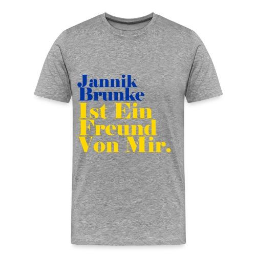 Das Freunde - Shirt - (Boys) - Männer Premium T-Shirt