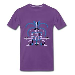 T-shirt krijger - Mannen Premium T-shirt