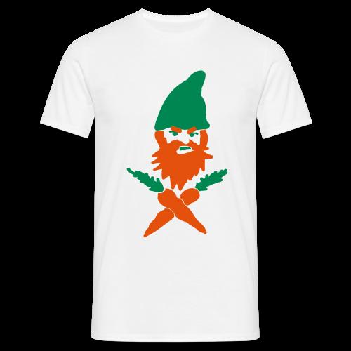 Freibeuter Möhren Zwerg - Männer T-Shirt