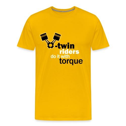 V-twin riders - Men's Premium T-Shirt