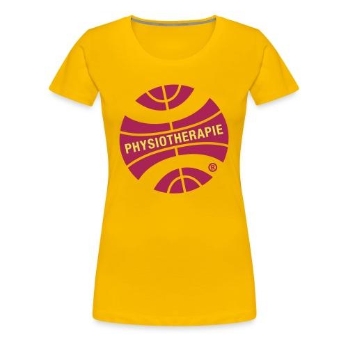 Physikale Therapie / Meridian - Frauen Premium T-Shirt