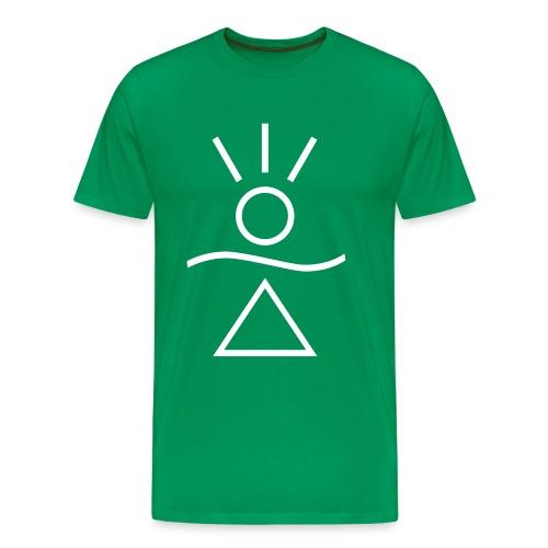 Honnaua ... energia da indossare -  Honnaua ... energy to wear. - Maglietta Premium da uomo