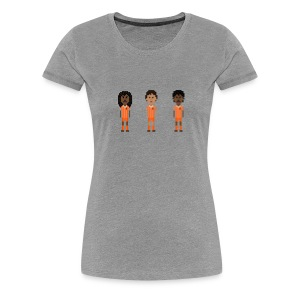 Women T-Shirt - Dutch heroes 1988 - Women's Premium T-Shirt