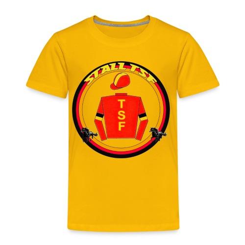 Ki. T-Shirt mit TSF-Logo - Kinder Premium T-Shirt