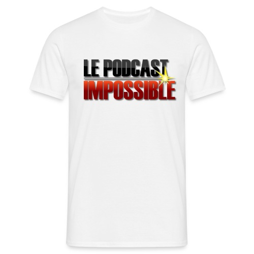 Le podcast Impossible - T-shirt Homme