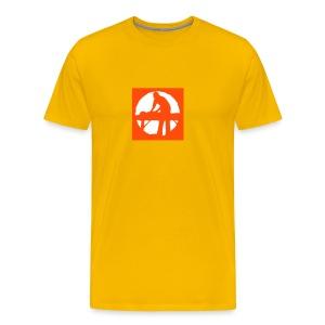 Massage, Physiotherapie, Ergotherapie - Männer Premium T-Shirt