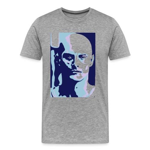 Ken Basic Blue - Men's Premium T-Shirt