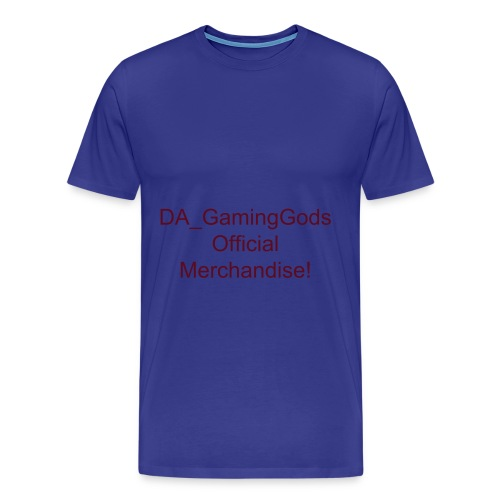 Official first design(Limited time only) - Men's Premium T-Shirt