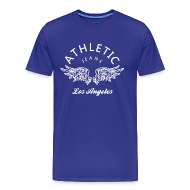 Tee shirts ~ Tee shirt Premium Homme ~ T shirt homme athletic jeans los angeles