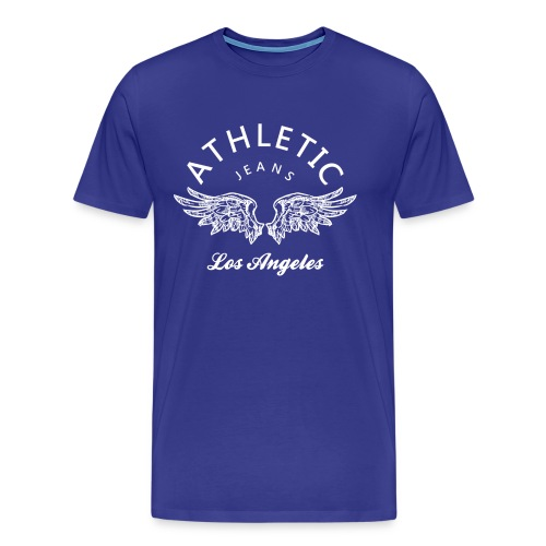 T shirt homme athletic jeans los angeles - T-shirt Premium Homme