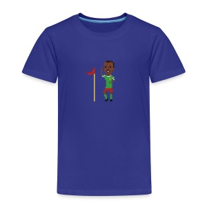 Kids T-Shirt - Flag corner dance - Kids' Premium T-Shirt