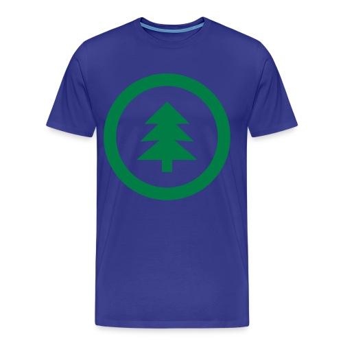 Tree T-Shirt - Men's Premium T-Shirt