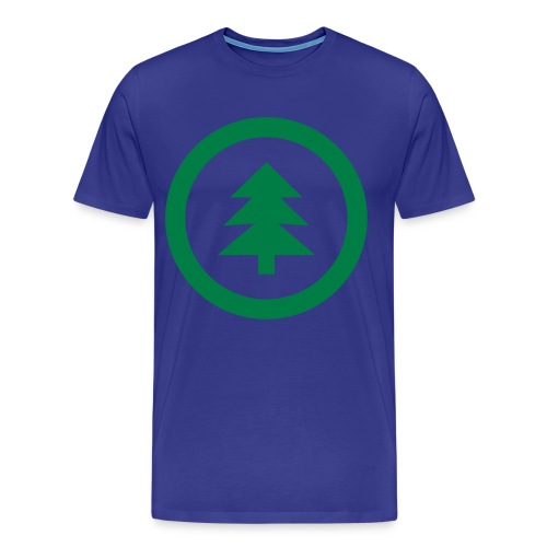 Tree T-Shirt - Men's Premium T-Shirt