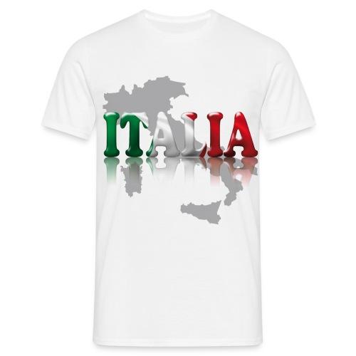 tee-short italia - T-shirt Homme