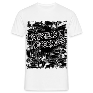 Monsters of Motocross No12 - Männer T-Shirt