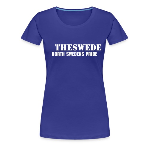 THE SWEDE - Women's Premium T-Shirt
