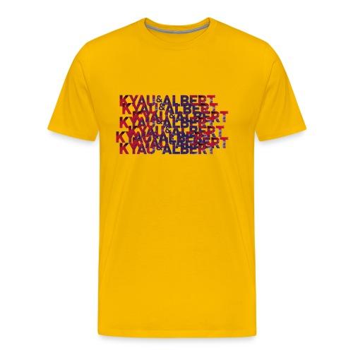 Kyau & Albert Multilogo Shirt - Men's Premium T-Shirt