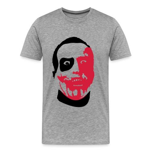 Bloody Zombie - Männer Premium T-Shirt