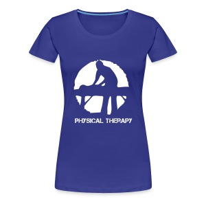 Physical Therapie / Physiotherapie - Frauen Premium T-Shirt