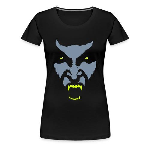 Snappy Vampire - Frauen Premium T-Shirt