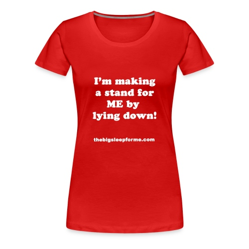 Women's Premium Slogan W T-Shirt - Women's Premium T-Shirt