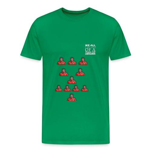 Team of Carras - Men's Premium T-Shirt