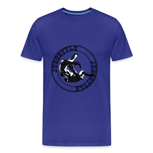 tomoe-nage cercle - T-shirt Premium Homme