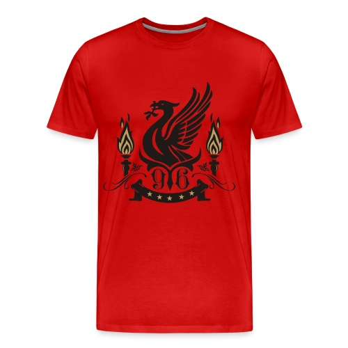 justice for the 96 - Men's Premium T-Shirt