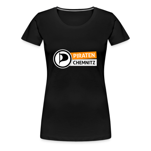 Piraten Chemnitz - Frauen Premium Shirt - Frauen Premium T-Shirt