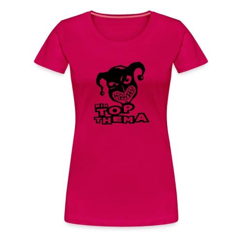 T-Shirt Norris Terrify - Top Thema - Frauen Premium T-Shirt