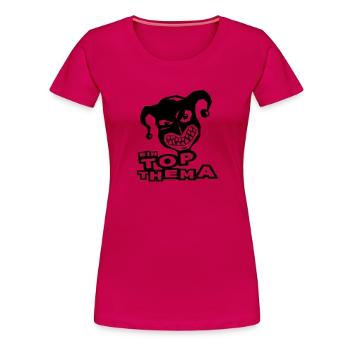 T-Shirt Norris Terrify - Top Thema - Frauen Premium T-Shirt