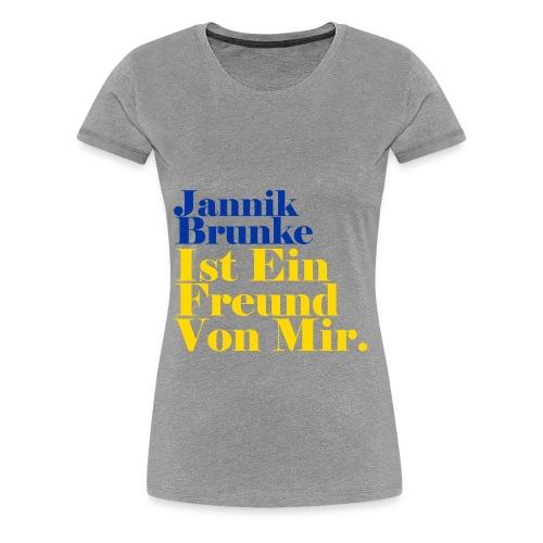 Das Freunde - Shirt - (Girls) - Frauen Premium T-Shirt